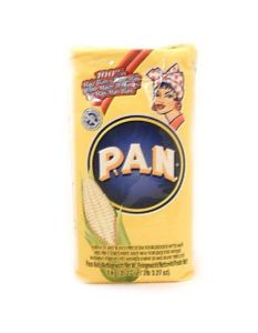 PAN Harina Blanca [Pre-Cooked White Cornmeal] | Buy Online at the Asian Cookshop